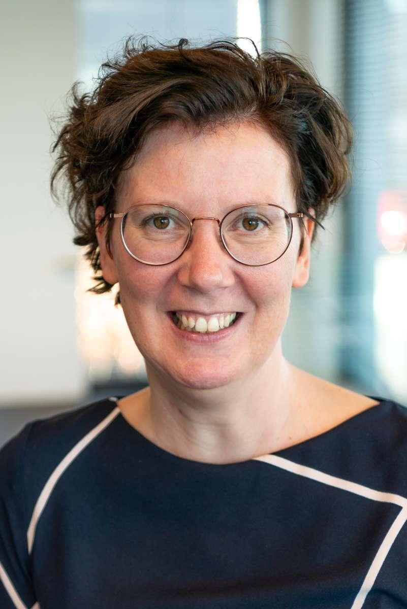 Annick Appels - Projectmanager