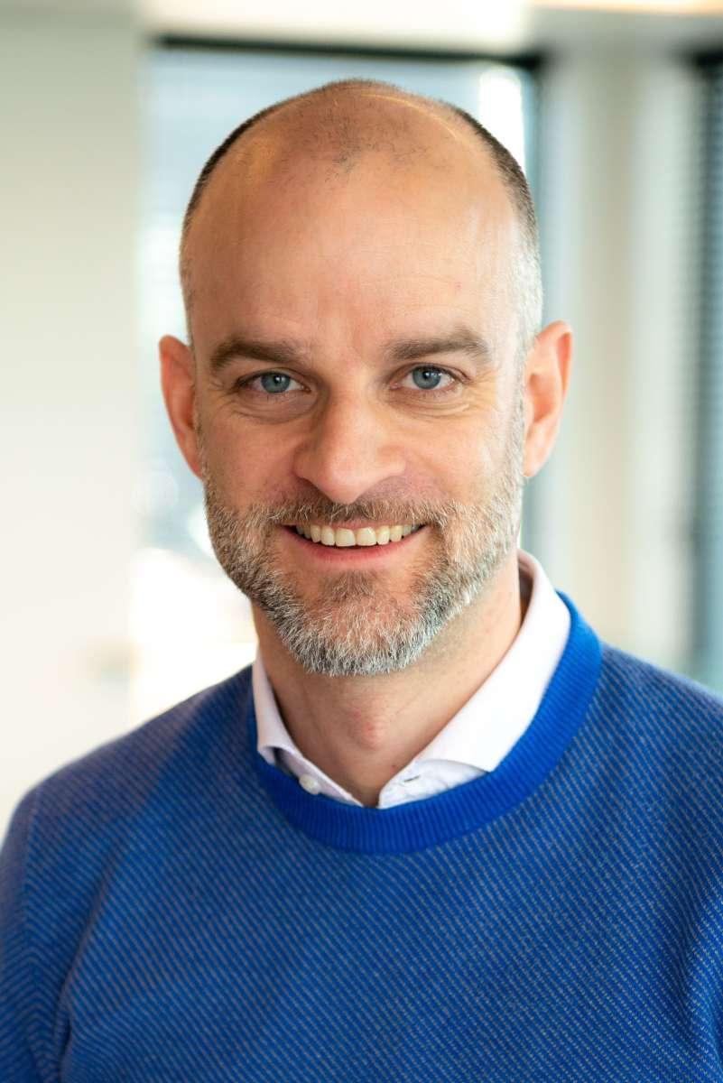 Dries Plevoets - Senior Projectmanager