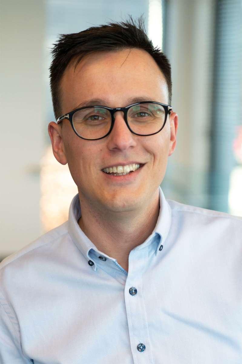 Steven Verbruggen - Junior project manager