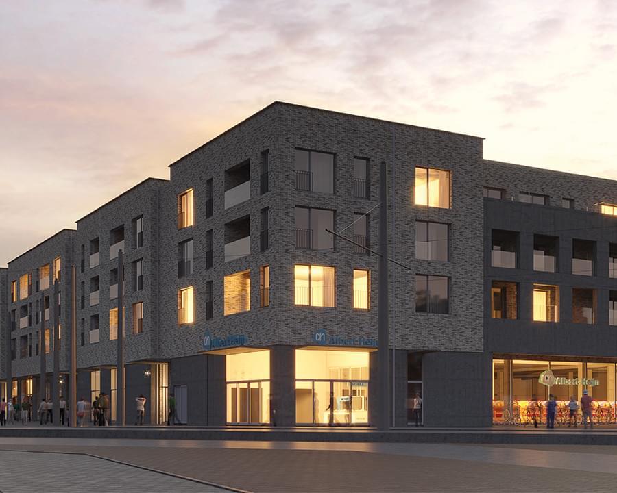 Silsburg Retour - Render - B&R Development